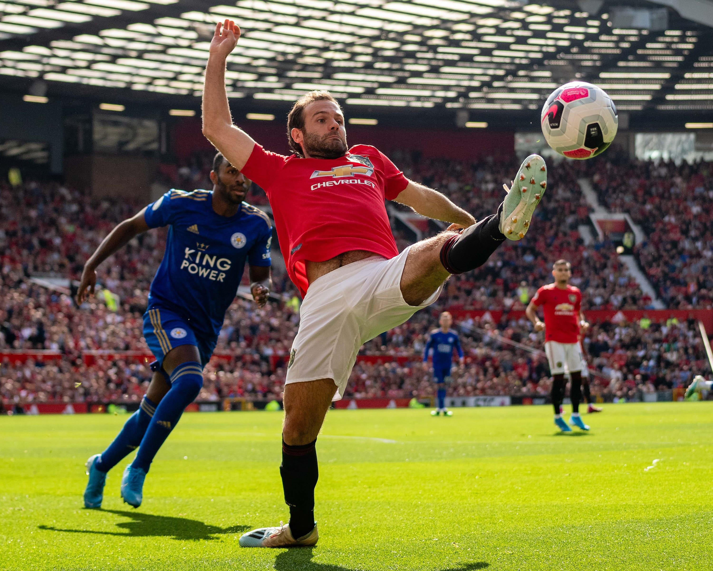 Juan Mata can improve on Leicester display